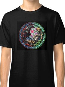 Kingdom Hearts Roxas Stained Glass Classic T-Shirt