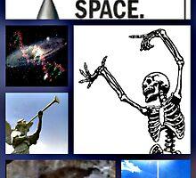 space burial by DMEIERS