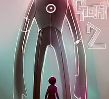 The Iron Giant by ToxicInk