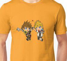 Sora And Company Kingdom Hearts Unisex T-Shirt