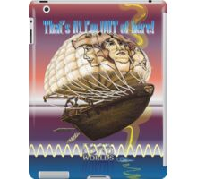 Out of Here - LinkWorlds iPad Case/Skin