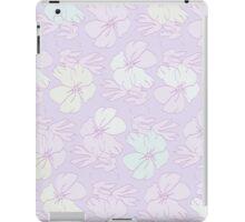 Violets Aren't Blue iPad Case/Skin