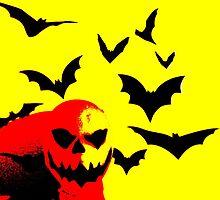 Bats in the Belfry by Hallowaltz