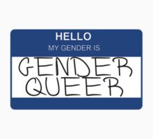 HELLO my gender is -gender queer by maxasaurusrex