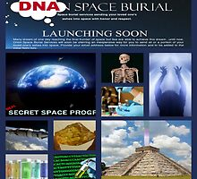 DNA space burial by DMEIERS