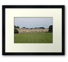 Fort Warren Boston Massachusetts  Framed Print
