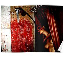 The Shower Scene Poster