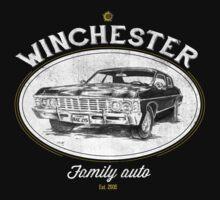 Winchester auto | Women's T-Shirt
