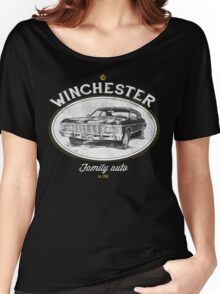 Winchester auto Women's Relaxed Fit T-Shirt