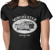 Winchester auto Womens Fitted T-Shirt