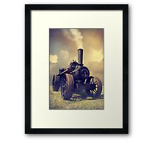 Steam Age Framed Print