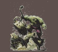 The Incredible Hulk by NeosporinSwag