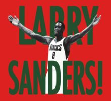 WHEN WILL THE LARRY SANDERS STOP!? by riannajaye