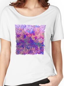 0031 Abstract Design Women's Relaxed Fit T-Shirt