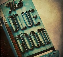 The Blue Room by Honey Malek