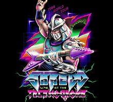 Shredd Live at the Technodrome by kolabs