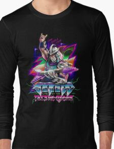 Shredd Live at the Technodrome Long Sleeve T-Shirt