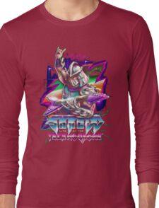 Shredd Live at the Technodrome Long Sleeve T-Shirt