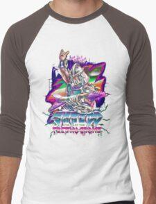 Shredd Live at the Technodrome Men's Baseball ¾ T-Shirt
