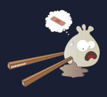 Dumpling hurt by chopsticks Kids Clothes