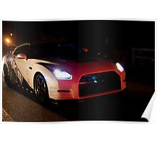 GT-R Poster