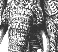 Elephant tribal Sticker
