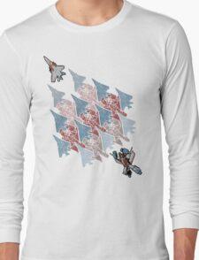 Transformation Tessellation Long Sleeve T-Shirt