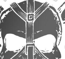 Retro Punk Restyling Rancid Sticker
