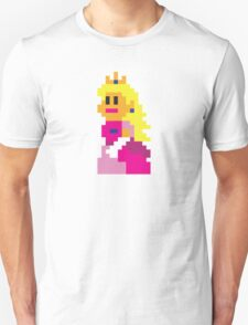 Peach on a Tee T-Shirt