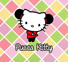 Pucca Kitty by jebez-kali