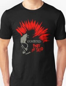 Retro Punk Restyling exploited T-Shirt