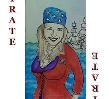 Pirate wench by Monica Batiste