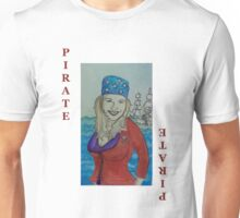 Pirate wench Unisex T-Shirt