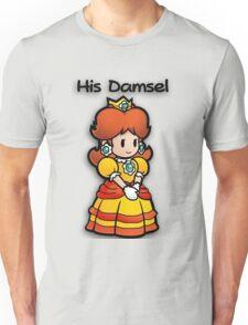 Mushroom Kingdom Couple: Daisy Shirt Unisex T-Shirt