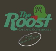 The Roost Store Logo by JD  Rowe