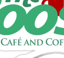 The Roost Store Logo Sticker