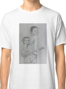Mother and Child Africa Classic T-Shirt