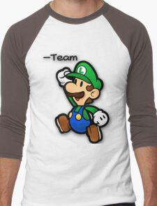 An Italian Bromance Men's Baseball ¾ T-Shirt