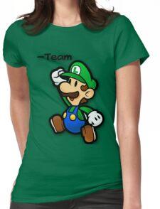 An Italian Bromance Womens Fitted T-Shirt