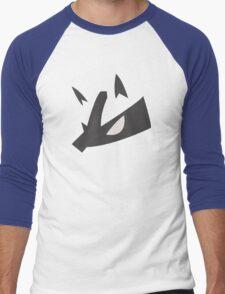 Lucario Simplicity Men's Baseball ¾ T-Shirt