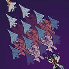 Transformation Tessellation by Nathan Davis