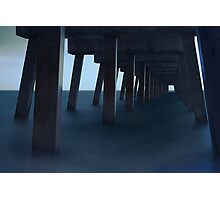 Humid Silence Photographic Print