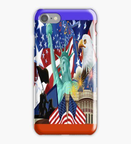 AMERICA iPhone Case/Skin