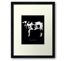 Unless You Need Milk Framed Print