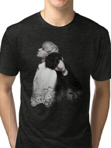 Leo / Ravi | Beautiful Liar Tri-blend T-Shirt