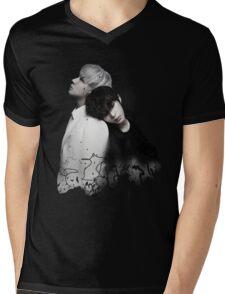 Leo / Ravi   Beautiful Liar Mens V-Neck T-Shirt