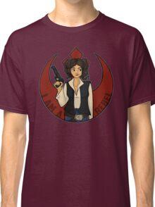 Rebel Girl Classic T-Shirt