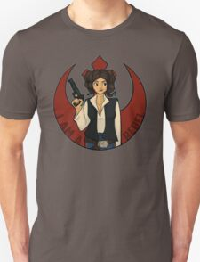 Rebel Girl Unisex T-Shirt