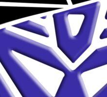Decepticon G1 OG Transformer W/ Border Sticker