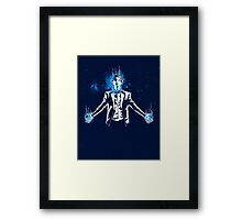 Regenerate Doctor/ The 11th Hour Framed Print